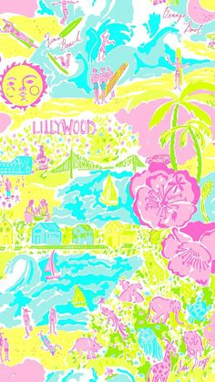 I have a dress in this print! Lilly Pulitzer Patterns, Lilly Pulitzer Prints, Cute Wallpapers, Wallpaper Backgrounds, Wallpaper Designs, Iphone Backgrounds, Mobile Wallpaper, Iphone Wallpapers, Lilly Pulitzer Iphone Wallpaper