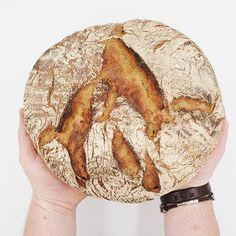 Yep. I baked a bread. #nokneadbread #baking #selfmade #healthyliving #nutrition