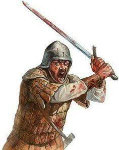 Historical Art, Moldova, Armies, 15th Century, Albania, Bulgaria, Warfare, Soldiers, Warriors