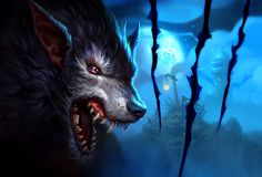 Free Howling Wolf Wallpapers « Long Wallpapers