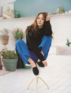 150915 f(Krystal) = Nylon Magazine October Issue [3P] – f(♥)