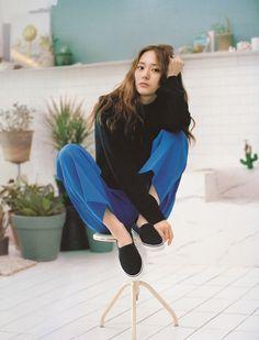 150915 f(Krystal) = Nylon Magazine October Issue [3P] – f(♥)