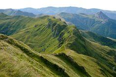 Les crêtes de Puy Mary : Auvergne sauvage : évasion au coeur de la nature - Linternaute.com Week-end