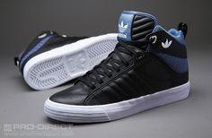 Sepatu Sneaker Adidas Originals Freemont Mid Black Slate