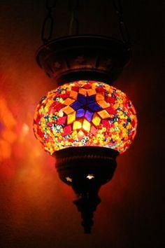 Turkish Lamp Turkish Lamps, Lanterns, Mosaic, Ceiling Lights, Bowls, Ebay, Shop, Serving Bowls, Mosaics