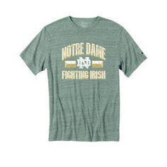 Elite Fan Shop Notre Dame Fighting Irish Mens Tshirt Navy 1842