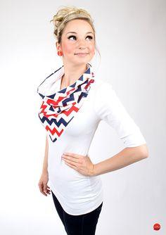 "MEKO Shirt ""BUNNY_19Chevron5/6"""