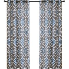 Found it at Wayfair - Alexander Single Curtain Panel