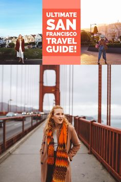 The Ultimate San Francisco Travel Guide - Made By A Local! Everything to do in San Francisco, the best restaurants, where to book your hotel. San Francisco Vacation, San Francisco Travel Guide, San Francisco Food, Best Travel Guides, Thinking Day, California Dreamin', Travel Usa, Usa Roadtrip, Canada Travel
