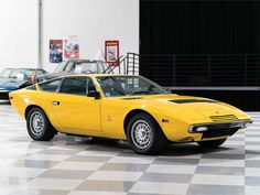 1975 Maserati Khamsin by Bertone   Monterey 2016   RM Sotheby's