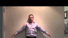 Three minutes and three simple exercises are all it takes to improve your posture, and this video shows you all of them. Considering how many of us sit in front of screens or at keyboards all day, just a quick time out for a few stretches can do a world of good. All you need to do them is a wall.