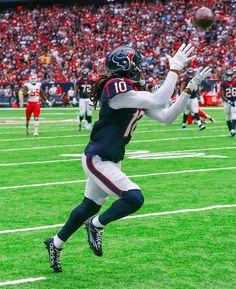 DeAndre Hopkins : Best images from NFL Week 2