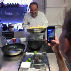 http://ift.tt/2pvSDGc Bei der #kenwoodküchenparty es folgt der 3. Gang