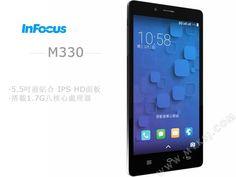 InFocus M330 - 5,5 Zoll Octa-Core Smartphone für nur 153 Euro.