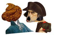 """Napoléon à Talleyrand : """"Vous êtes de la merde dans un bas de soie ! """""""