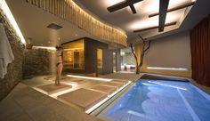 "Wellness Centre With an ""Ayurvedic"" Style: Dhara by Alberto Apostoli"