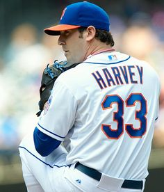 Matt Harvey, New York Mets. Harvey's better (clap, clap, clap, clap, clap) ⚾️
