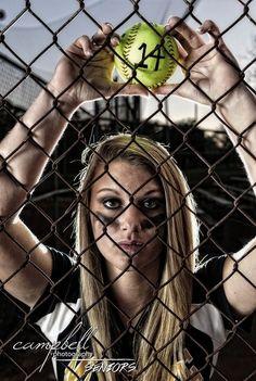 girl senior portrait, girls softball, softball portrait by roberta - Deportes Senior Softball, Girls Softball, Fastpitch Softball, Softball Players, Softball Things, Softball Cheers, Softball Crafts, Softball Pitching, Softball Stuff