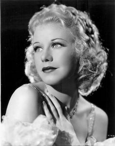 Ginger Rogers, 1935