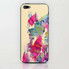 Futures iPhone & iPod Skin by Amy Sia - $15.00