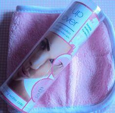 Une serviette démaquilante chez Action - Le blog de Mamzelle KitKat
