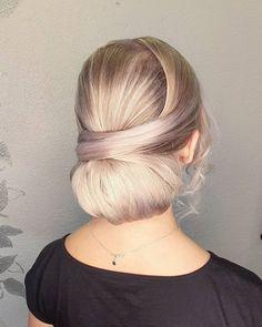 """22 tykkäystä, 1 kommenttia - Sandi Moilanen (@hairmakeup_sandi) Instagramissa: """"Klassista ylioppilaalle 💅"""" Hair, Instagram, Strengthen Hair"""
