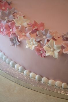Pink Cake by cakejournal