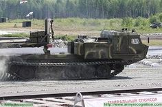 DT-30 all-terrain tracked carrier vehicle technical data sheet specifications pictures video  information description intelligence identification photos images Russia Russian Military army defence industry military technology equipment