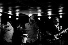 Chris Rockwell & The Stickball Social Club LIVE at #Wonderbar in #AsburyPark, #NJ. Photo by Rob Camlin #ChrisRockwell #HipHop #HappyMondays