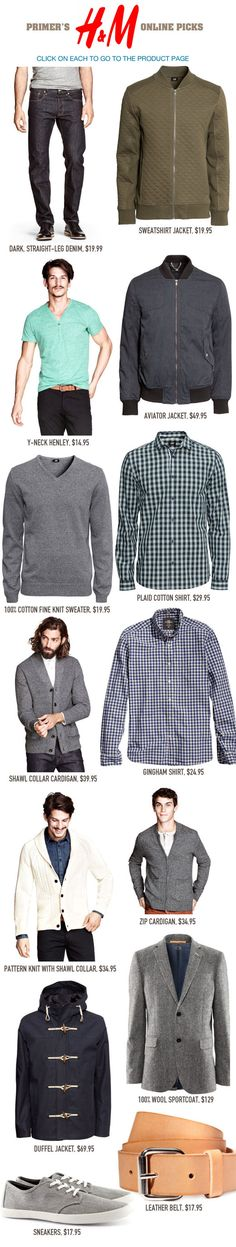 H&M Online Store Now Live: Our Picks - Primer