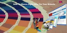 How To Choose Right Color For Your Website