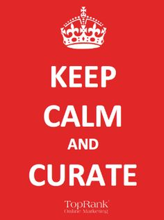 Content Curation, l'evoluzione del blogger - from TopRank