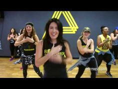 Only Love || Shaggy & Pitbull || DANCE CARDIO FITNESS || REFIT® Revolution - YouTube