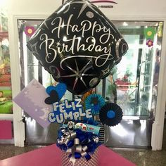 Detalles de Cumpleaños para sorprerder a esa persona especial!!! Birthday Wishes, Happy Birthday, Candy Bouquet, Ideas Para Fiestas, Gift Baskets, Anniversary Gifts, Christmas Crafts, Projects To Try, Valentines