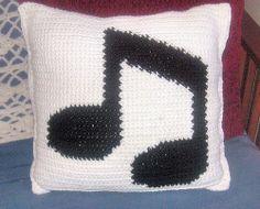 Rebekah's pillow by sbflyinghook, via Flickr