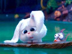 Don't be sad:( Rabbit Wallpaper, Bear Wallpaper, Cute Bunny Cartoon, Cartoon Pics, Cute Disney Wallpaper, Wallpaper Iphone Cute, Arte Disney, Disney Art, Snowball Rabbit