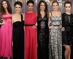 Os Vestidos das Famosas no Melhores do Ano – Prêmio elege os melhores da TV em noite de gala na Rede Globo