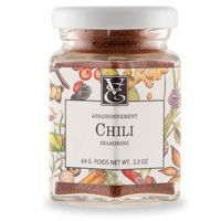 An awesome chili recipe starts here! Make zesty homemade chili with this blend of chili peppers and spices.