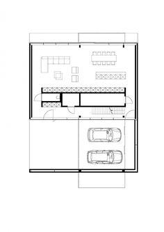 Estilo lacônico e casas abertas na Bélgica