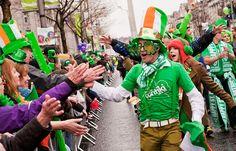 緑の国アイルランド最大のお祭り「セント・パトリックス・デー」がやって来る! - ippin