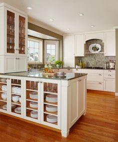 Úložné prostory v kuchyni – nechte se inspirovat