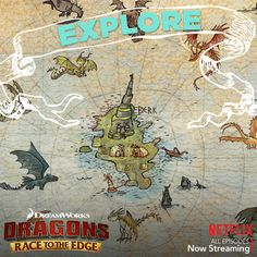 Most vikings avoid these spooky abandoned ships, but one viking is using it to his advantage. Discover more: http://bit.ly/RaceToTheEdgeMap