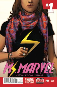 Ms. Marvel #1 (Volume) - Comic Vine