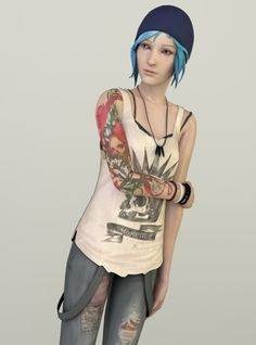 Chloe Price is literally the embodiment of everything I want to be in life.