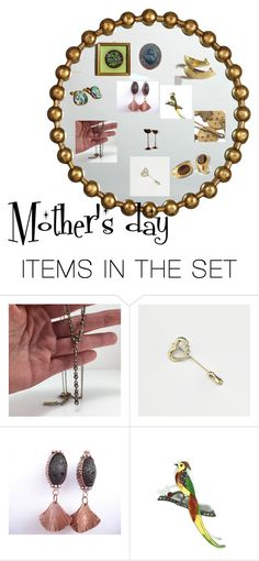 """Mother's day"" by underlyingsimplicity ❤ liked on Polyvore featuring art"