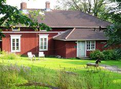 Ordenshemmet - Paraisten kotiseutumuseo
