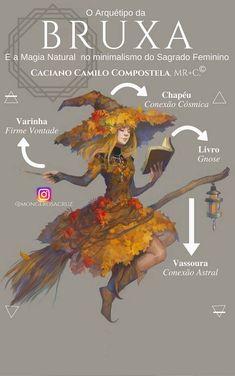 Bruxaria. Wicca. Paganismo. Bruxa. Magia Natural. Instrumentos Mágicos. Esoterismo da Bruxa, Caciano Camilo Compostela, Monge Rosacruz. FR+C.