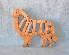 Hey, I found this really awesome Etsy listing at https://www.etsy.com/listing/70355924/collie-dog-wooden-puzzle