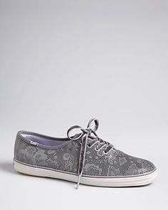 7884bcf6f1 Lace Keds! Gotta love the new look!