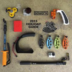 Check out our designer-curated Gift Guide to the 10 absolute best accessories available for the #GoPro HERO camera! // Your source for GoPro, Drone & Smartphone Camera & Tech Gear // http://www.GoWorx.com